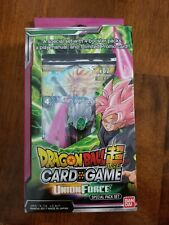 Dragon Ball Super Card Game - Union Force Special Pack Set SP02