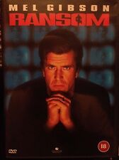 Ransom (DVD, 2002) mel gibson, region 2 uk dvd