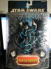 Star Wars Unleashed Darth Sidious Figure Statue Factory Sealed