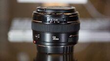 Canon EF 50mm f/1.4 USM Standard & Medium Telephoto Lens for Canon SLR Cameras -