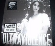 Lana Del Rey Ultraviolence (Australia) Deluxe Edition Bonus Tracks CD - NEW
