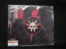 ECLIPSE Armageddonize + 1 JAPAN CD W.E.T. White Widdow H.E.A.T Erik Martensson