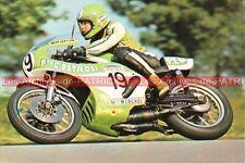 ESTROSI Christian : YAMAHA TZ 700 Carte Postale Moto Motorcycle Postcard