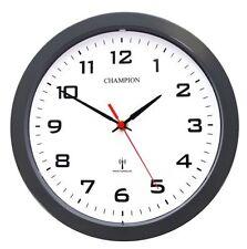 Orologi e sveglie da casa in plastica grigia