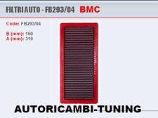 FILTRO ARIA SPORTIVO BMC ALFA ROMEO MITO 1.4 16V 78 95 105 CV 293/04