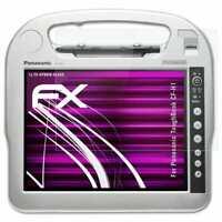 atFoliX Película Vidrio para Panasonic ToughBook CF-H1 9H Armadura protectora