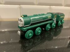 Thomas & Friends Wooden Railway SAM & The Great Bell & Virginian Tender Toy