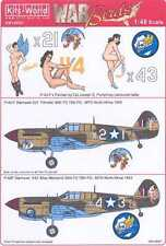 Kits World Decals 1/48 CURTISS P-40F WARHAWK 79th FG North Africa Part 1