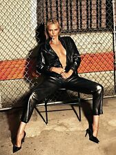PLAYBOY PENTHOUSE HUSTLER MODEL:  CHARLIZE THERON |24 inch by 36 inch| Nude A
