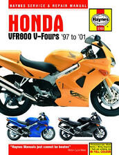 1990 1996 honda vfr750f service repair workshop manual