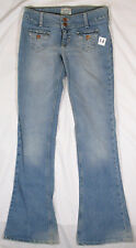 Abercrombie Vintage Light Wash Jeans - Girls/16  (014)