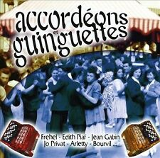VARIOUS ARTISTS - ACCORDEON ET MUSETTE NEW CD