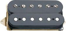 DIMARZIO DP193 Air Norton Humbucker Guitar Pickup - BLACK - F SPACING