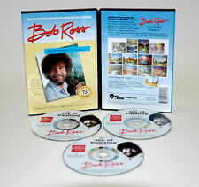 BOB ROSS, 3-disc DVD SET, Series 2 Teaches13 OIL Paintings, BUY A ROSS PAINT SET