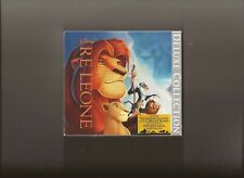 IL RE LEONE (The Lion King)  DELUXE COLLECTION  BOX 2 CD (SEALED)