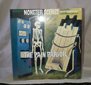 Moebius/Aurora Monster Scenes Pain Parlor mint sealed in box