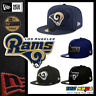 2016 Official NFL Los Angles Rams LA New Era NFL 59FIFTY FITTED HAT Cap