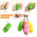 Scent Peanut Squishy Slow Rising Vent Toy Phone Strap Squeeze Elasticity Stretch