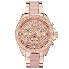 Michael Kors MK6096 Wren Women's Watch - Rose Gold