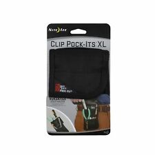 Nite Ize Clip Pock-Its XL Utility Holster Rugged Multi-Tool Pouch (3-Pack)