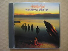 AUSTRALIAN CRAWL The Boys Light Up RARE AUSSIE CD - CD430026 -1ST PRESSING JAPAN