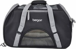 """Large Bergan Comfort Carrier for Dogs, 19"""" L x 10"""" W x 13"""" H / NWT"""