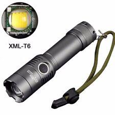 LED linternas y accesorios (baterías y cargador de dispositivos) también para buzos