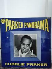 CHARLIE PARKER... PANORAMA.. VERVE VLP 9138 MONO
