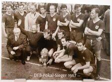 FC Bayern München + DFB Pokal Sieger 1967 + Fan Big Card Edition F125 +