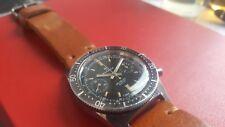 Orologio Vintage Chrono Diver Rodania RARE 200M Steel