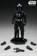 "Star Wars: Rogue One - Tie Pilot 12"" 1:6 Scale Action Figure-SID100416"