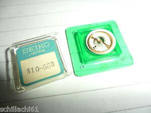 SEIKO 66, 6600, 6601, 6602, 6606, 6619, 6660, Balance complete Genuine Seiko Nos
