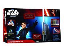 SEHR GUT: Giochi Preziosi 70150781 - Star Wars Lichtschwert Raumlicht, 8-farbig