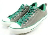 Converse Chuck Taylor Dual Collar $85 Men's Sneakers Size 11 Canvas Gray