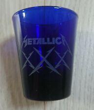 Metallica Blue Fillmore xXx Shot Glass