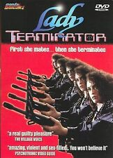 Lady Terminator - Mondo Macabro DVD-Uncut Version