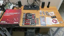 ASUS ROG Crosshair V Formula-Z AM3+ 990FX+SB950 SATA 6Gb/s USB 3.0 ATX Motherboa