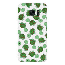 disguised Turtle Pattern Samsung Galaxy S7 Edge Case Cover - Animal Tortoise