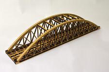 corte con laser Individual Track Cuerda Puente Escala OO 1:76 modelo