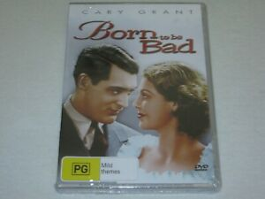 Born To Be Bad - Brand New & Sealed - Region 4 - DVD