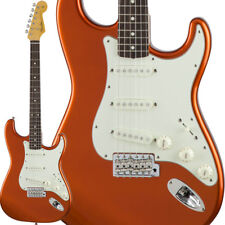 Fender Traditional 60s Stratocaster (Candy Tangerine) Made in Japan Import