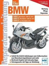 Reparaturanleitung Band 5302  BMW  F 800 S 2006-2010 , ST 2006-2012 , GT ab 2013