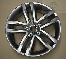Original Aluminiumfelge grau-metallic 7 JX17H2 ET49 VW Golf  5G0601025AEZ49 Neu