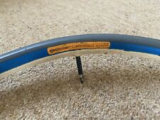 CONTINENTAL COMPETITION TUBULAR TYRE 700  x  22mm.  BLUE SIDEWALLS  NEW & UNUSED
