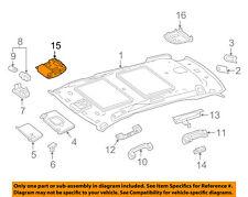 MERCEDES OEM 16-18 GLE350-Map Light 16690668029051