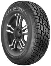 Multi Mile Wild Country Xtx Sport 24575r16 111t Owl X4s79 Set Of 4 Fits 24575r16