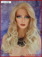 Lace Front Wig Layered Soft Sexy Long Foxy Alluring Curls ☆ T27.613 US SELL 332