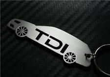 Per AUDI a4 TDI Avant b9 Keyring Schlüsselring porte-clés portachiavi quattro auto