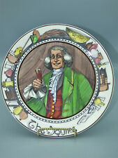 """Royal Doulton The Professionals Seriesware Plate """"The Squire"""" Tc1051"""