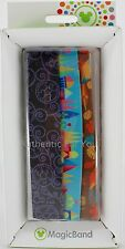 Disney Parks Small World Haunted Mansion Tiki Magic Band Covers 3 Pack CoverBand